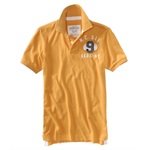 Aeropostale Mens #9 Rugby Polo Shirt