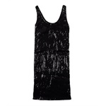 Ecko Unltd. Womens Sequins Tank Pencil Dress
