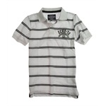 Ecko Unltd. Mens Ss Left Chest Stripe Rugby Polo Shirt
