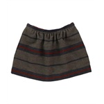 Rachel Roy Womens New Stripe Pocket Mini Skirt