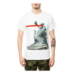Black Scale Mens The Der Kopf SS Graphic T-Shirt
