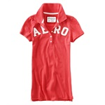 Aeropostale Womens Aero Polo Shirt