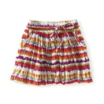Aeropostale Womens Tye Dye Print Mini Skirt