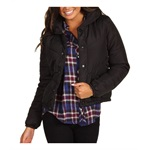 Vans Womens Harriet Poly Puffer Jacket