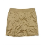 IZOD Womens Perform X Swingflex Metallic Golf Mini Skirt