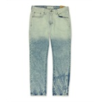 Ecko Unltd. Mens Roxy Wash Faded Denim Slim Fit Jeans