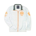 Ecko Unltd. Mens Corrupting Minds Zipper Track Jacket