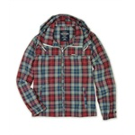 Ecko Unltd. Mens Cross Country Plaid Windbreaker Jacket