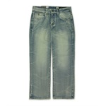 Marc Ecko Mens Straight Relaxed Jeans