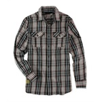 Rocawear Mens Flannel Button Up Shirt