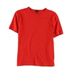 Sons of Intrigue Mens Solid Lightweight Stretch Basic T-Shirt