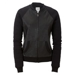 Aeropostale Womens Full Zip Bomber Jacket