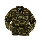 Ecko Unltd. Mens Camo'd Issue Jkt Military Jacket