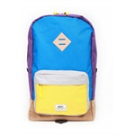 Ecko Unltd. Unisex Colorblock Pocket Everyday Backpack
