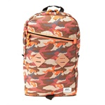 Ecko Unltd. Unisex Camo Pop Zipper Everyday Backpack