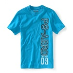 Aeropostale Boys Vertical PS Graphic T-Shirt