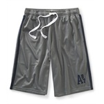 Aeropostale Mens A87 Athletic Workout Shorts