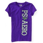 Aeropostale Girls NYC Graphic T-Shirt