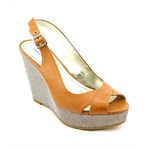 Style&co. Womens Archie Glitter Wedge Heels