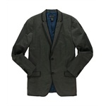 I-N-C Mens Clement Two Button Blazer Jacket