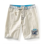 Aeropostale Mens Back Pocket Swim Bottom Board Shorts