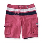 Aeropostale Mens Cargo Swim Bottom Board Shorts