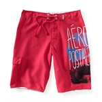 Aeropostale Mens Surf Summer Swim Bottom Board Shorts