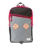 Ecko Unltd. Unisex Colorblock Zipper Everyday Backpack
