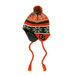 Top of the World Unisex OSU Tobaggon Beanie Hat