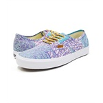 Vans Unisex Authentic CA Cali Tribe Washed Sneakers