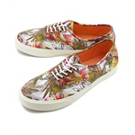Vans Unisex Authentic CA Camo Floral Sneakers