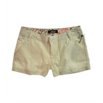 Etnies Womens As-if Non-khaki Casual Chino Shorts