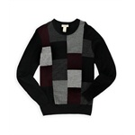 Dockers Mens Comfort Touch Colorblock Knit Sweater
