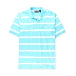 Chaps Mens Monterey Striped Rugby Polo Shirt