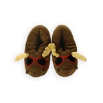 GMA Accessories, Inc. Boys Cool Moose Novelty Slippers