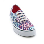 Vans Unisex Authentic Leopard Sneakers