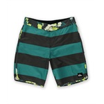 Quiksilver Mens Brigg Scallop Swim Bottom Board Shorts