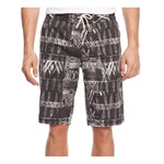LRG Mens Sepik Drawstring Swim Bottom Board Shorts