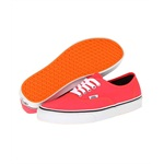 Vans Unisex Authentic Neon Skate Sneakers