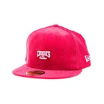 Crooks & Castles Mens The Core Logo Fitted Baseball Cap