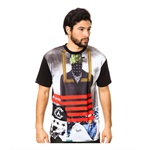 Crooks & Castles Mens The Son Of Crooks Graphic T-Shirt