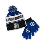 The Children's Place Boys Avengers Hat and Glove Beanie Hat