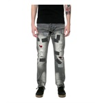 Born Fly Mens The Alien Pant Denim Regular Fit Jeans