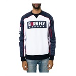 Born Fly Mens The Bejing Crewneck Sweatshirt