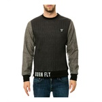 Born Fly Mens The Seven Crewneck Sweatshirt