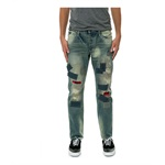 Born Fly Mens The Nassau Denim Regular Boot Cut Jeans