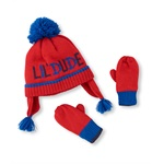 The Children's Place Boys 'Lil' Dude Set Beanie Hat