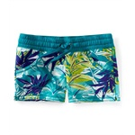 Aeropostale Womens Heritage Athletic Sweat Shorts