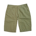Alternative Mens Distressed Khaki Casual Chino Shorts