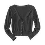 Aeropostale Womens Aero A87 Cardigan Sweater